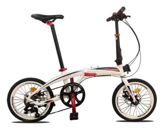 Sepeda Lipat Pacific Noris 2.3