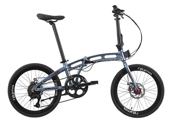 Sepeda Lipat United Nigma II 8 speed 2020