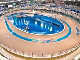 Velodrome - Arena Sepeda Balap