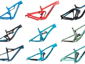 Jenis sistem suspensi dan rangka MTB Full Suspension