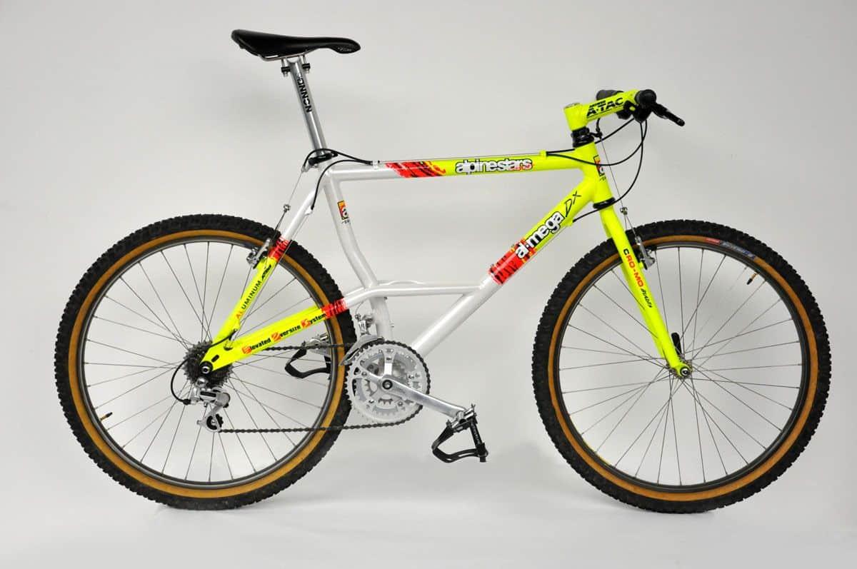Rangka sepeda Elevated Chainstay - kenapa dan bagaimana