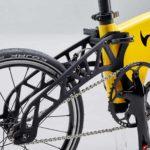 Roda sepeda lipat Hummingbird