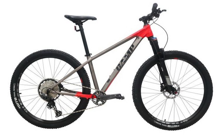 Sepeda Gunung MTB Element Camp Slix 11 speed 27.5""
