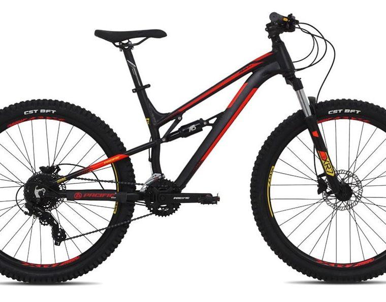"""Sepeda Gunung MTB Pacific Aquila 2.0 27.5"""" 2021"""