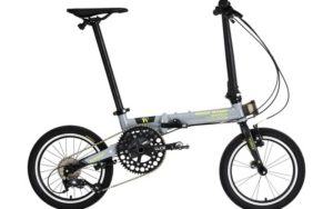 Sepeda Lipat Element Camp Hazy RR 9 speed 16""