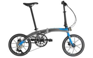 "Sepeda Lipat Element Camp Snoke 16"""