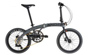 Sepeda Lipat Element Camp Snoke 451 10 speed