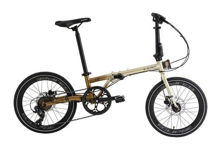 "Sepeda Lipat Element Clip 451 8 speed 20"""