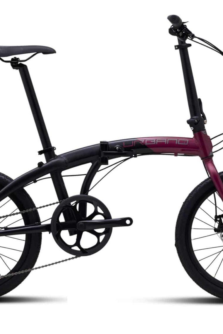 Sepeda Lipat Polygon Urbano 3 20inch 2020