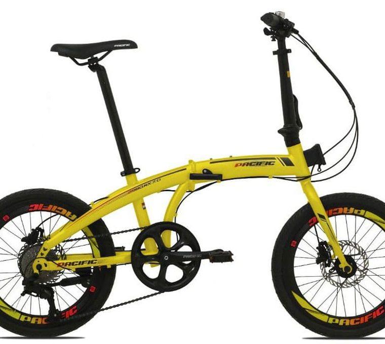 "Sepeda Lipat Seli Pacific 2980 RX 7.0 20"""