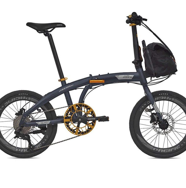 "Sepeda Lipat Seli Pacific 2980RX 9.0 20"" 2021"