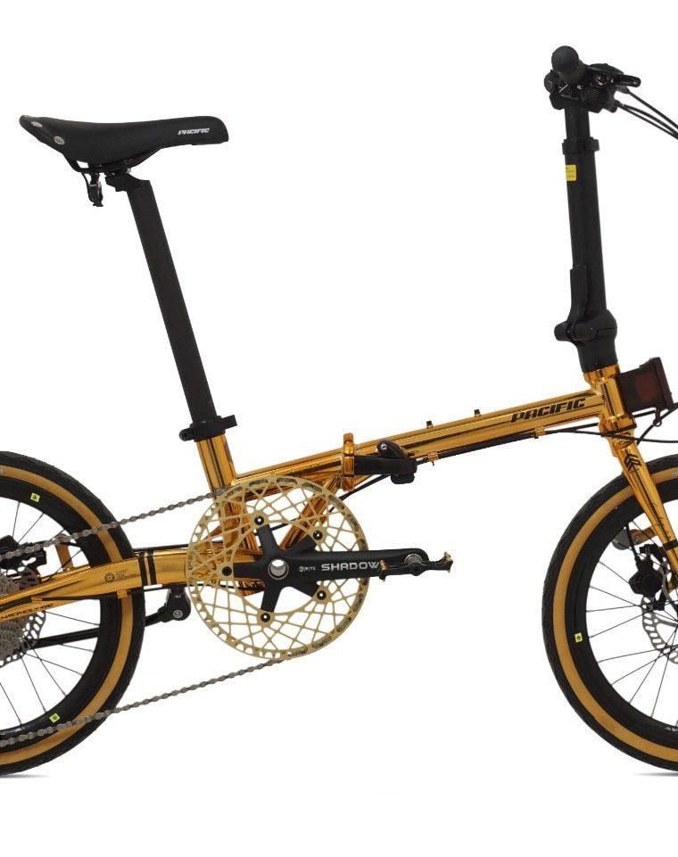 "Sepeda Lipat Seli Pacific Analog 2.2 16"" 2021"