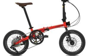 "Sepeda Lipat Seli Pacific Kodiak 2.0 16"" 2021"