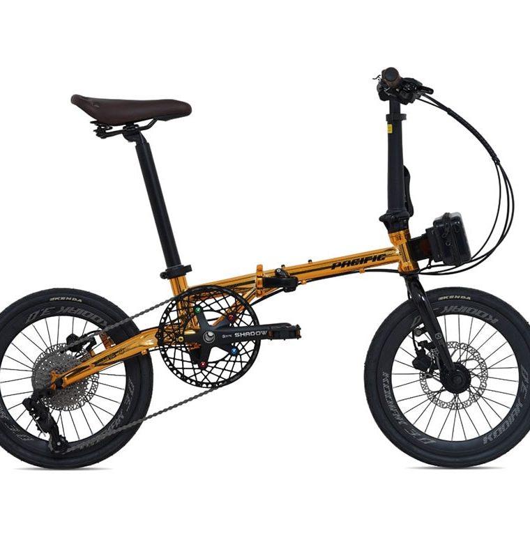 "Sepeda Lipat Seli Pacific Kodiak 3.0 16"" 2021"