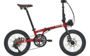 "Sepeda Lipat Seli Pacific Kodiak E 20"" 2021"