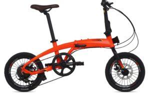 "Sepeda Lipat Seli Pacific Noris 1.0 VT 16"" 2021"