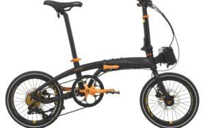 "Sepeda Lipat Seli Pacific Noris PRO 16"" 2020"