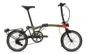 "Sepeda Lipat Seli Pacific Pithon 16"" 2021"