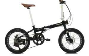 """Sepeda Lipat Seli Pacific Splendid 300 20"""" 2021"""