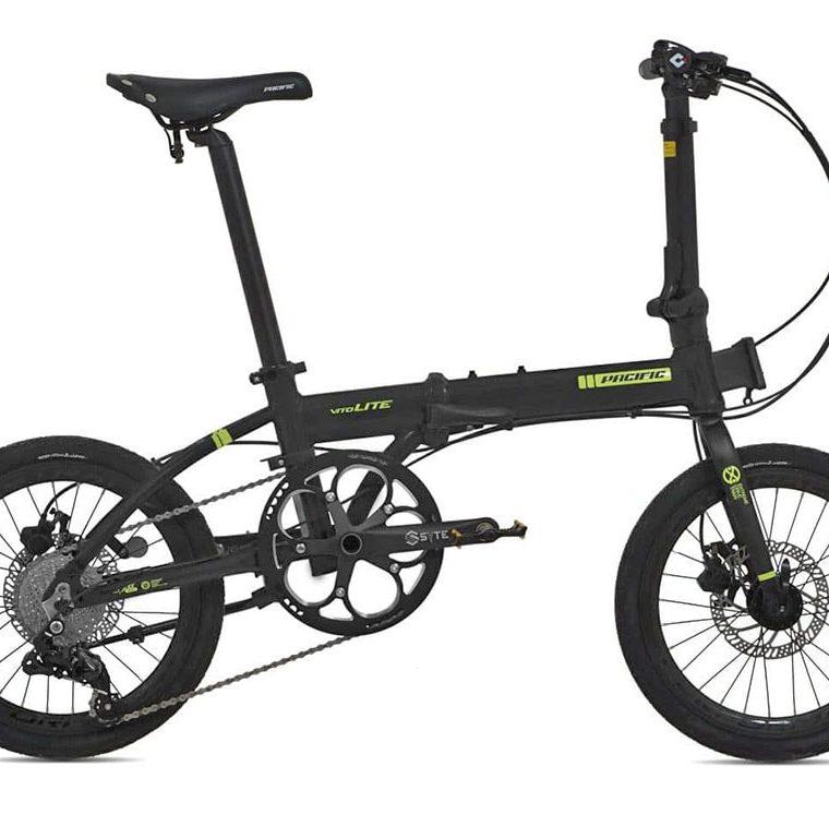 """Sepeda Lipat Seli Pacific Vito Lite 16"""""""