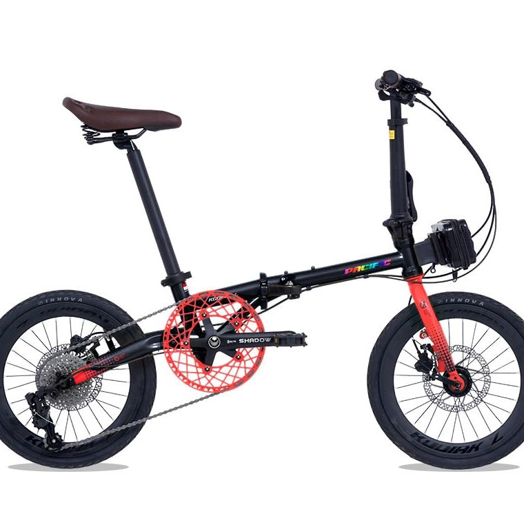"Sepeda Lipat Seli Pacific kodiak L 16"" 2021"