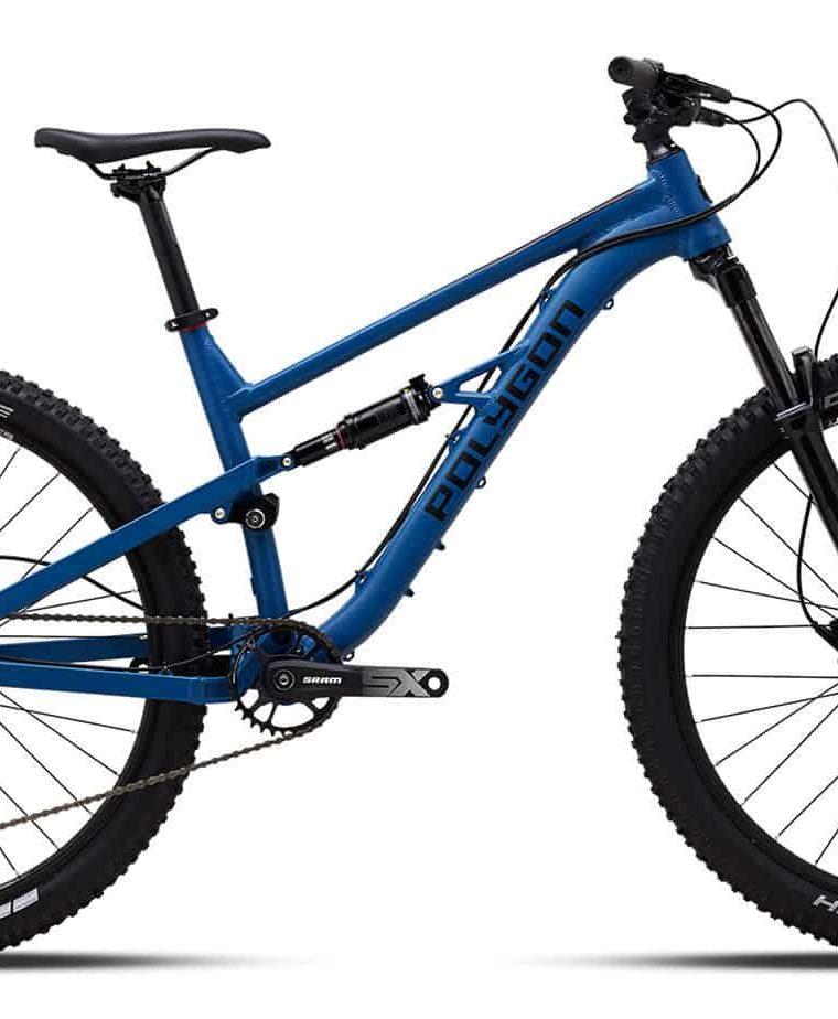 "Sepeda Gunung Polygon Vander T7 27.5"" 12 speed- 2021"