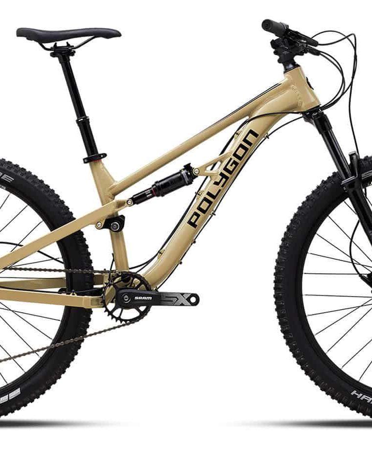 "Sepeda Gunung Polygon Vander T7 SE 27.5"" 12 speed - 2021"