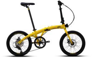 "Sepeda Lipat Wimcycle Pocket Rocket 20"" 8 speed 2021"